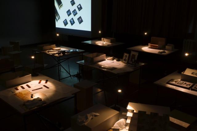 Ausstellung «Aus dem zweiten Leben. Dokumente vergessener Architekturen»