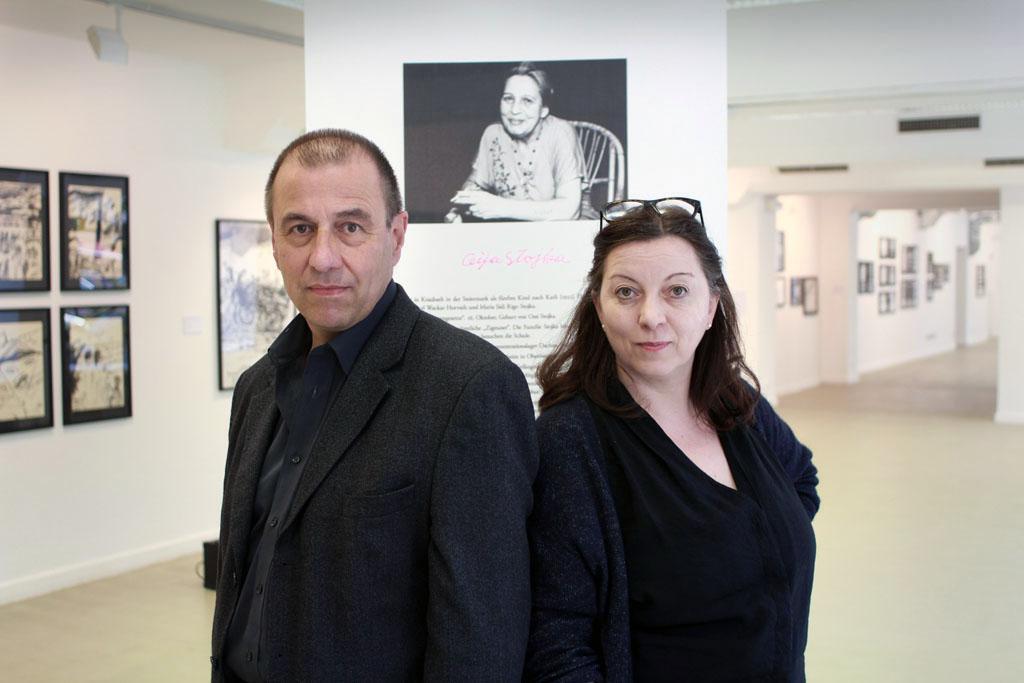 Lith Bahlmann  und Matthias Reichelt