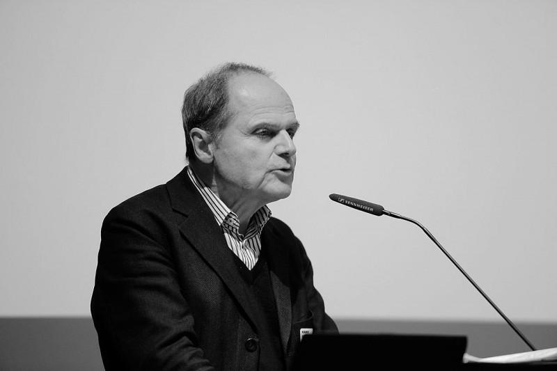 Laudatio Kategorie Kunst: Dr. Eckhart Gillen (Foto: Ulli Winkler)