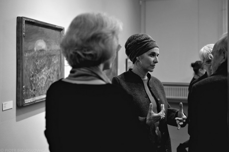An Rachel Stern wurde der Preis bereits am 7. Dezember in Berlin übergeben. (Foto: Piotr Bialoglowicz)