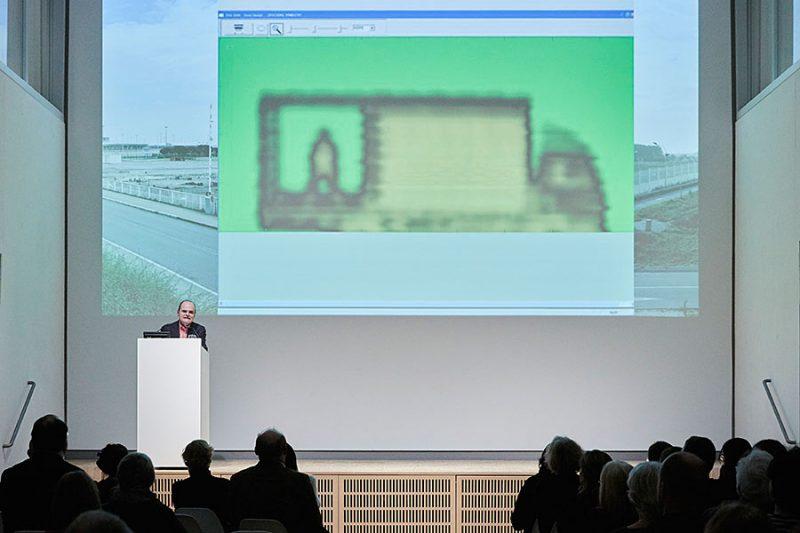 Dr. Eckhart Gillen, Ko-Vorsitzender der Jury des Hans-und-Lea-Grundig-Preises 2019, Foto: © Orla Conoll